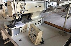 Brother 800A industrial sewing machines